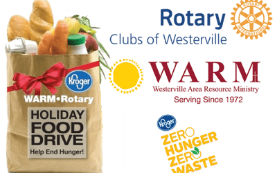 Rotary WARM Holiday Food Drive 2019