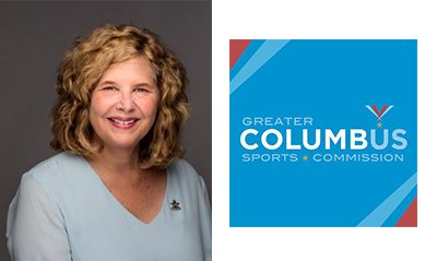 Linda Logan of Sports Commission will be speaker at April 29 meeting