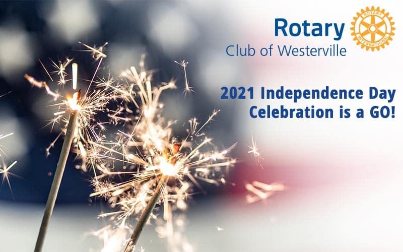 2021 Independence Day Celebration set for July 3